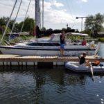 Cobourg to Presqu'ile Yacht Club