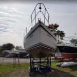 Sailboat spring recommissioning