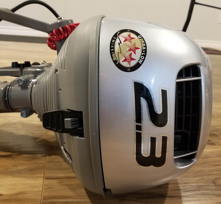When bored of winter, buy a new outboard! – Foghorn Lullaby