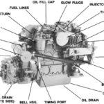 Universal M4-30 Marine Diesel Engine