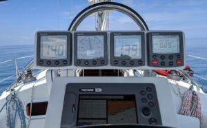 sailboat electronics