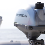 Honda 2.3 Outboard Oil Change