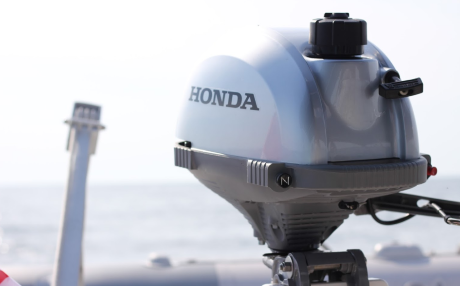 Honda 2.3 hp Outboard Engine