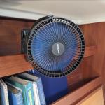 Found an amazing boat fan