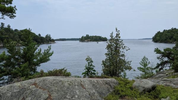 thousand islands camelot