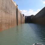 Helping SV Vitae Transit the Welland Canal