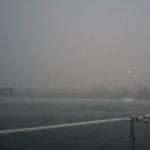 Storm in Kerr Bay